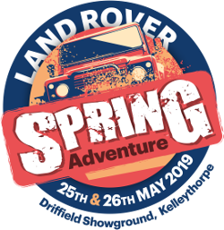 Land Rover Spring Adventure 2019