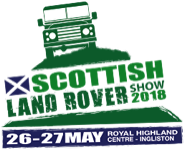 Scottish Land Rover Show